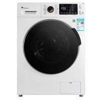 小天鵝(LittleSwan)滾筒洗衣機全自動  洗烘一體  10公斤變頻小京魚APP控制 TD100V80WDX