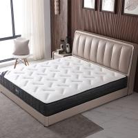 奈高床垫独立弹簧去污面料记忆棉酒店床垫家用时尚3E椰梦维床垫2000*1500*220