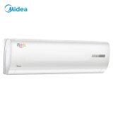 美的(Midea)KFR-32GW/DY-DH400(D3) 小1.5匹 定速冷暖 空调挂机 三级能效(标准安装见详情)企业购