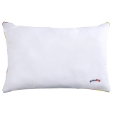LOVO罗莱生活出品 枕头枕芯 全棉儿童可水洗五星呵护纤维枕 47*73cm