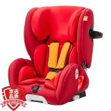 gb好孩子高速汽车儿童安全座椅 ISOFIX接口 SIP 侧撞保护系统CS860-N017 红橙色(9个月-12岁)