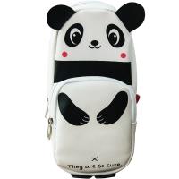 廣博(GuangBo)大容量鉛筆袋學生文具袋收納袋萌寵熊貓 HBD02358