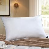 安睡寶(somerelle) 枕頭枕芯 3D立體壓花玉米纖維枕48*74cm