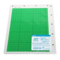 日本櫻花(SAKURA)學生墊板(綠色)寫字板 B5墊板 小學生文具系列【日本進口】