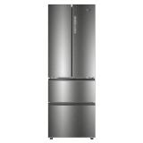 海尔(Haier)325升 风冷无霜多门冰箱  304不锈钢 三档变温 节能静音 智能除菌 BCD-325WDSD