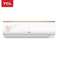 TCL 大1匹 定频单冷(简约印花风尚)壁挂式 空调挂机 (KF-26GW/FC23+)