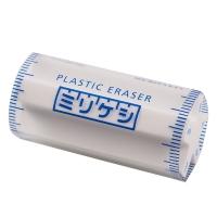 日本國譽(KOKUYO)學生時尚星型毫米鉛筆橡皮擦標準型50*22*22mm 白KESHI-M700