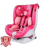 阿布納Abner 德國嬰兒童安全座椅汽車用0-4-12歲 360度旋轉可躺isofix硬接口 宇航員007(萌萌兔)