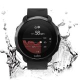 颂拓(SUUNTO) 智能手 表SUUNTO 3 FITNESS 风度3  心率 监测 跑步 游泳 来电提醒 睡眠监测 全黑