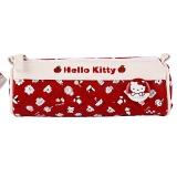 广博(GuangBo)PU圆筒款铅笔袋文具袋/学习用品 凯蒂猫KT85003
