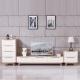 A家家具 北欧茶几电视柜组合烤漆现代简约客厅原木色水曲柳组合墙 DB1611