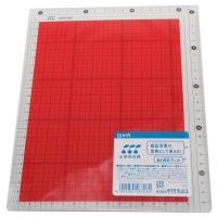 日本樱花(SAKURA)学生垫板(红色)写字板 B5垫板 小学生文具系列【日本进口】