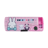 晨光(M&G)FSB90299 米菲多功能笔盒文具盒粉色