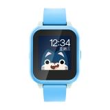 搜狗糖猫(teemo)儿童智能电话手表 E2 GPS定位 防丢防水 彩色触屏 移动2G 蓝色