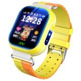 掌航(PALMHANG)儿童电话手表智能定位 触屏拍照 手表手机 男女孩学生防水 M7橙色
