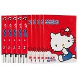 广博(GuangBo)10本装16K40张英语练习本子/作业本 凯蒂猫KT81103
