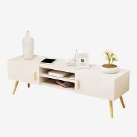 酷林(KULIN)电视柜 北欧板式电视柜小户型创意多功能电视柜 白色120