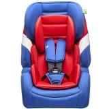 hd小龙哈彼 儿童汽车安全座椅 ISOFIX系统 LCS807-N009法兰西蓝 9-36kg(约9个月-12岁)