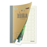凯萨(KAISA)拼音本学生作业本汉语生字练习本20张10本装 36K加厚纸KSP0013