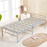 中伟折叠床单人床家用简易床小户型铁床午休床成人床钢丝床1960*1200*400