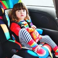 COSATTO英国儿童安全座椅汽车用9个月-12岁宝宝 可折叠 安全带安装 ZOOMIPLUS布莱特