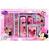 迪士尼(Disney)DM0009-5B 学生学习用品套装/12件套大礼包粉色