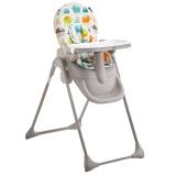 hd小龙哈彼 儿童餐椅多功能婴儿宝宝便携折叠餐椅 多档调节布套可拆洗LY508-DP119