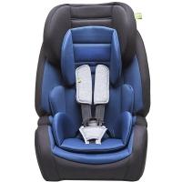 hd小龙哈彼 儿童汽车安全座椅 ISOFIX系统 LCS807-N008地中海蓝 9-36kg(约9个月-12岁)