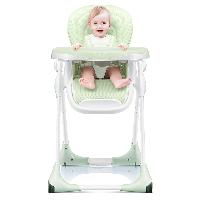爱音(Aing)儿童餐椅欧式多功能婴儿餐椅四合一宝宝餐桌椅可折叠便携JD限量版薄荷绿