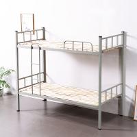 中伟双层床铁床高低床上下铺子母床员工学生宿舍床含床板方管