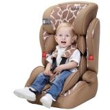 ZazaBaby儿童汽车安全座椅宝宝座椅9月-12岁 2180鹿纹