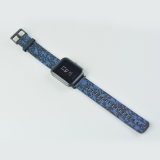 AMAZFIT 米动手表青春版表带 图腾蓝(不含手表主体)