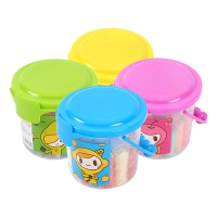 晨光AKE04093 儿童玩具彩泥橡皮泥手工玩具套装24色/筒外壳颜色随机