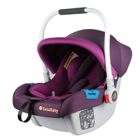 英国ZazaBaby 婴儿安全提篮 宝宝汽车安全座椅 新生儿0-12个月升级版 2050plus