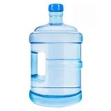 拜杰(Baijie)纯净水桶矿泉水桶饮用水饮水机茶台吧机水桶手提户外桶 15L