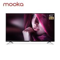 模卡(MOOKA) 43A6 海尔43英寸 智能网络窄边框全高清LED液晶电视(黑色)