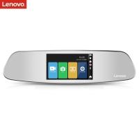 联想Lenovo 行车记录仪HR06 1080P高清 5英寸IPS触控屏  高清夜视 循环录像 倒车影像 停车监控大广角