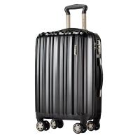 莎米特SUMMIT 旅行拉桿箱28英寸PC材質大容量旅行行李箱PC154 黑色
