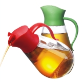 SIMELO(施美樂)自開啟玻璃調料瓶油壺兩個特惠裝