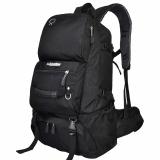 力开力朗 双肩包 065 户外大容量登山包男女休闲旅行背包45L 黑色