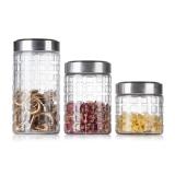 SIMELO(施美樂) 波西米亞系列 玻璃儲物罐密封罐SM-1146