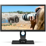 明基(BenQ)SW2700PT 27英寸IPS广视角2K分辨率99%AdobeRGB色域 专业摄影电脑显示器显示屏