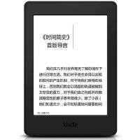 Kindle Paperwhite 3电纸书阅读器 电子书墨水屏 6英寸wifi 黑色