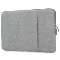 奧維尼 非凡系列電腦包 13.3英寸防水筆記本內膽包 聯想華碩蘋果MacBook戴爾惠普 灰色