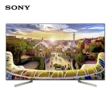 索尼(SONY)KD-65X9000F 65英寸 大屏4K超清 智能液晶平板电视 精锐光控Pro增强版(黑色)
