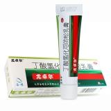 丁酸氫化可的松乳膏(尤卓爾),20g:20mg(0.1%)