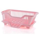 美居客 滴水碗盘架粉色