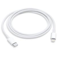 Apple USB-C/雷霆3 转 Lightning/闪电连接线 (1 米)
