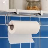 欧润哲 纸巾架 304不锈钢精工版厨柜门后纸巾置物架