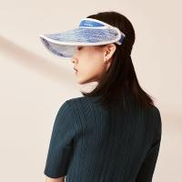 蕉下遮陽防曬帽 ,線條藍